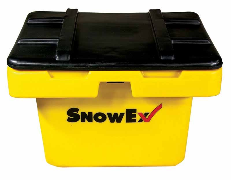 SnowEx Salt Box SB-500 5.0cu.ft. capacity