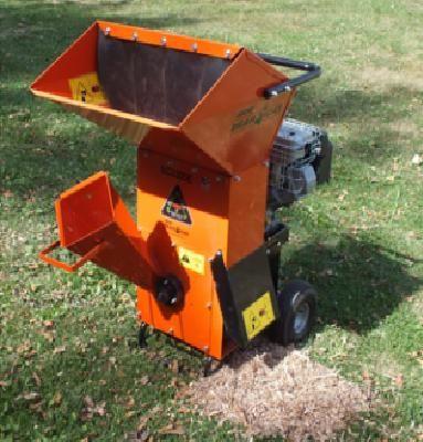SC3306E Bearcat Chipper