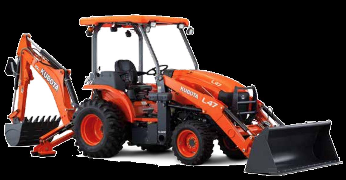 Kubota L Series Tractor L47 Diesel Tractor 47.1HP