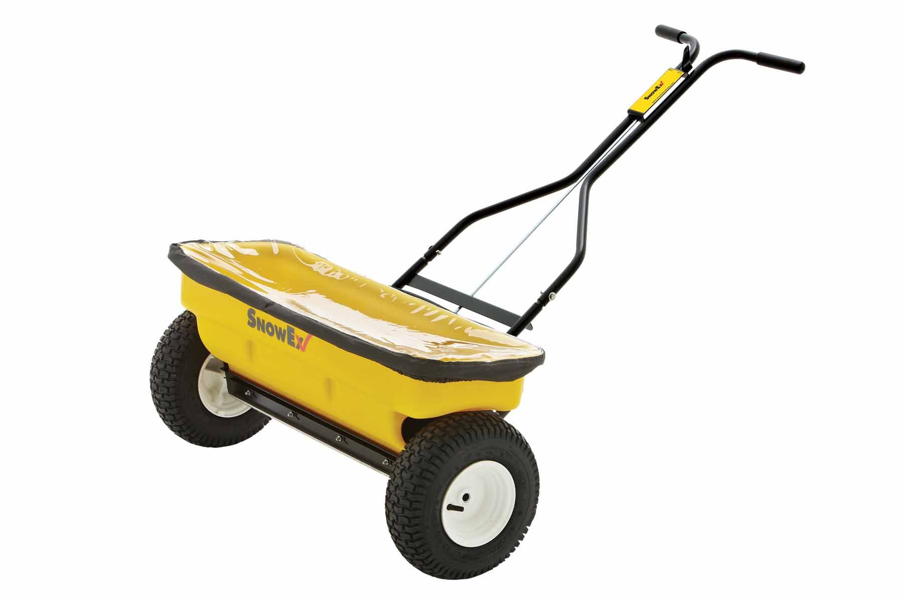 SnowEx 12.0 cu. ft. Tow-behind Spreader SP-1225G