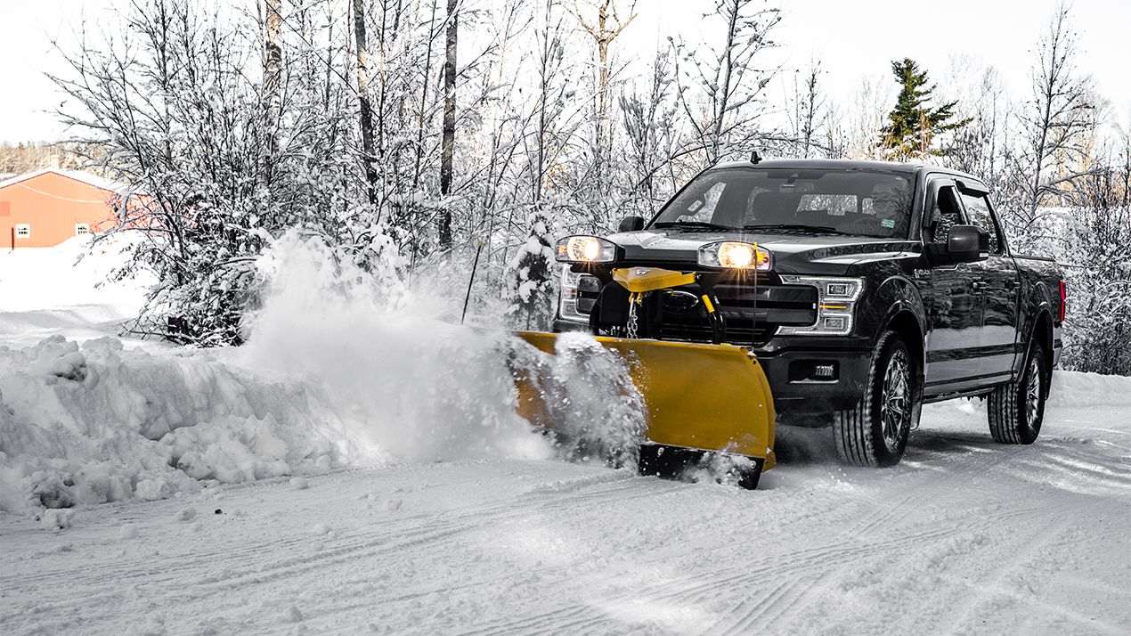 STORM GUARD™ Baked-On Powder Coat