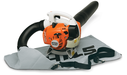 STIHL SH 56 C-E Hand-held Shredder Vacuum