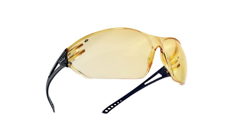 Bolle Safety Glasses SLAM Yellow