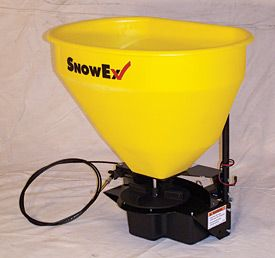 SnowEx 3.00 cu. ft. Tailgate Spreader SP-125-1