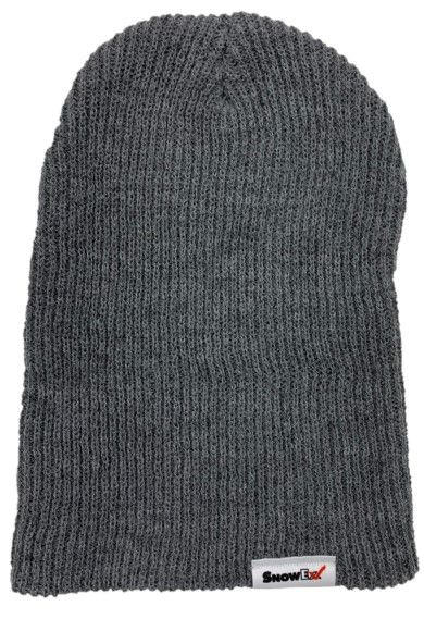 SnowExBeanie Toque Grey