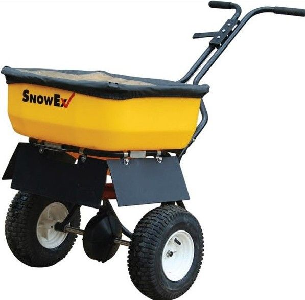 SnowEx Walk behind Spreader SP-85 160lb Capacity