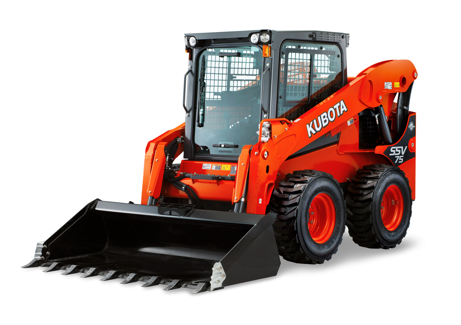 Kubota SSV 75 Skid Steer Loader