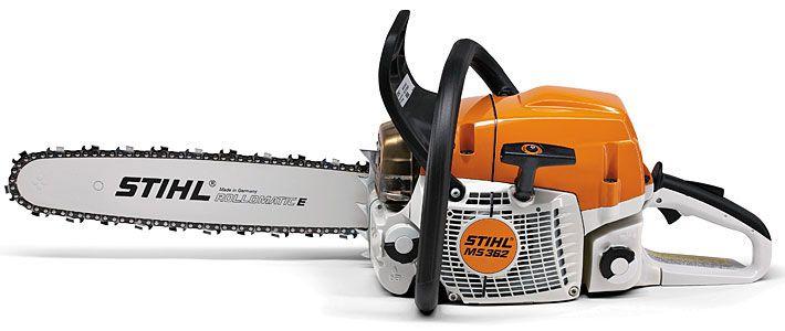STIHL MS 362C-M chainsaw