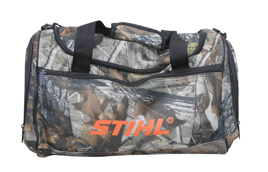 STIHL Camo Duffel Bag