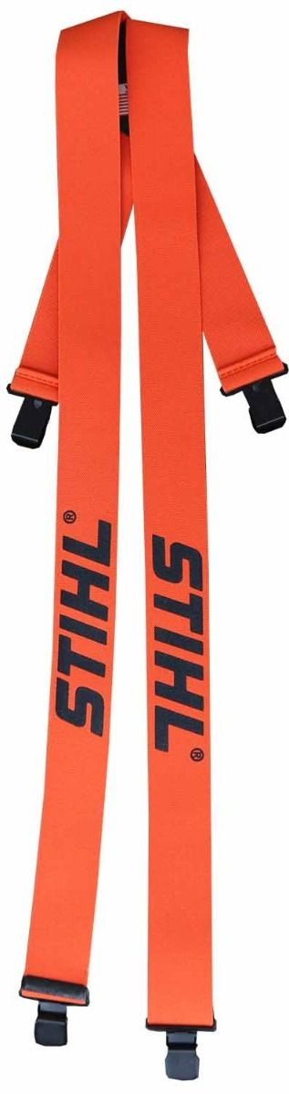 STIHL Suspenders with Clip
