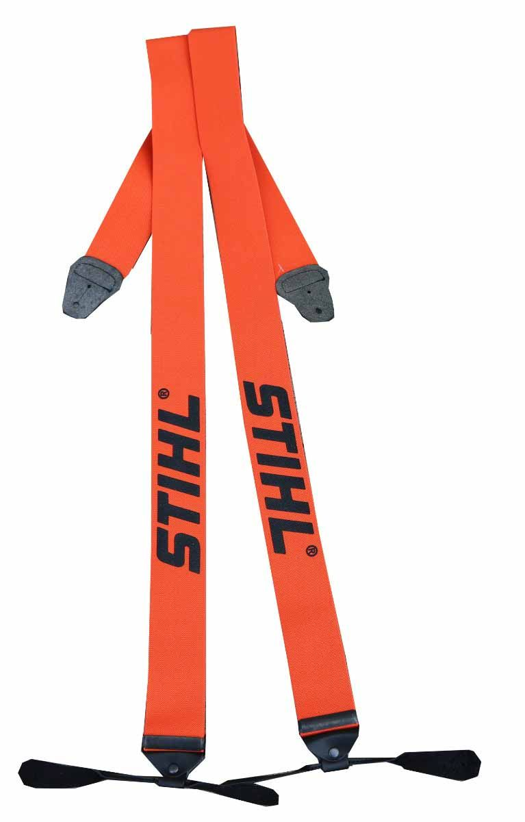 STIHL Suspenders with Buttons