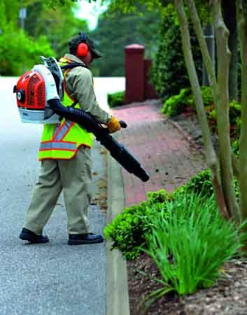 BR500 STIHL backpack blower