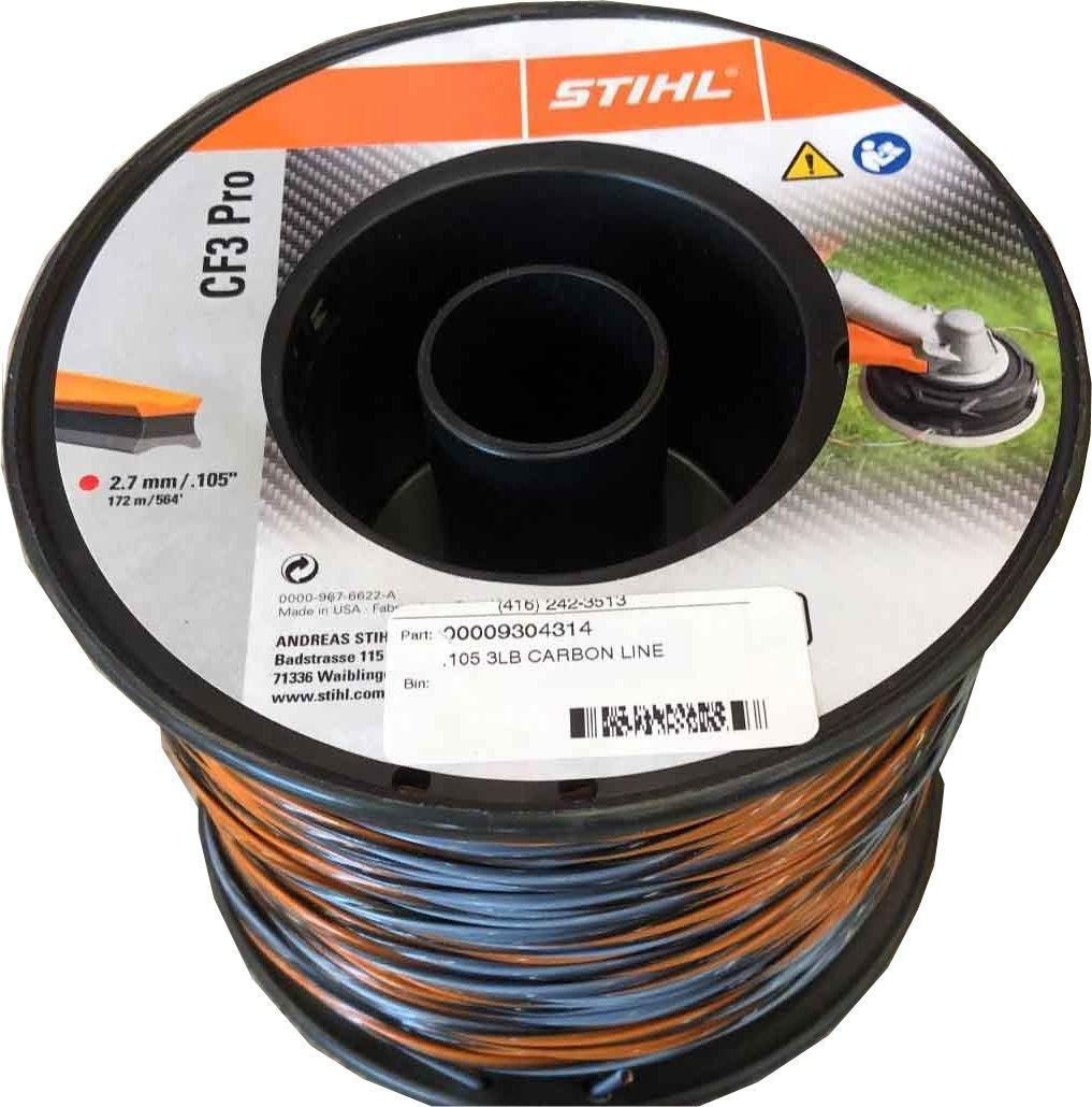 Stihl .105 Carbon Trimmer Line 00009304314