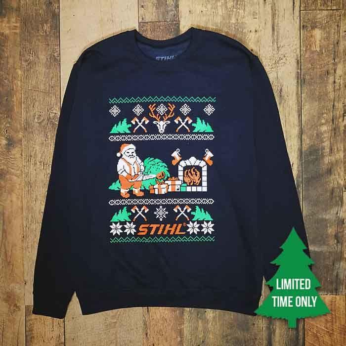 STIHL Christmas Sweatshirt