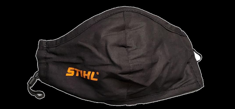 STIHL Reusable Face Mask (Black)