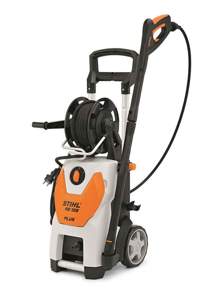 STIHL RE 129 Plus Pressure washer