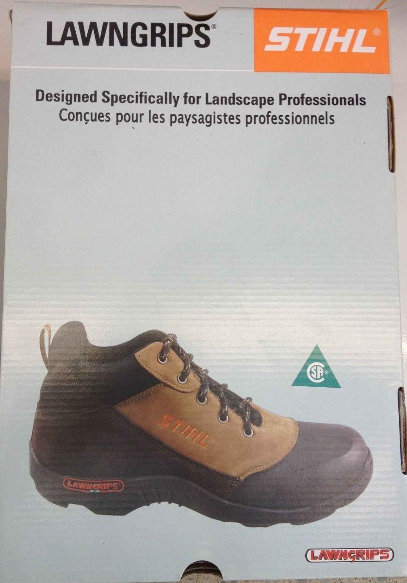 STIHL Lawngrips Landscaper Pro Safety shoes