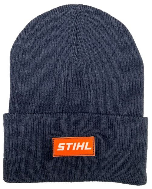 STIHL Navy Knit Toque