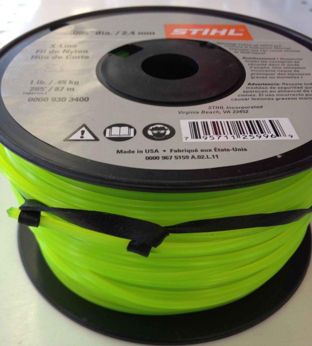 STIHL XLine Trimmer Line 1lb Roll