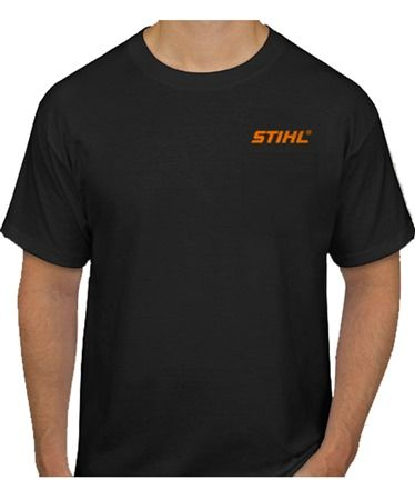 STIHL Black T-Shirt