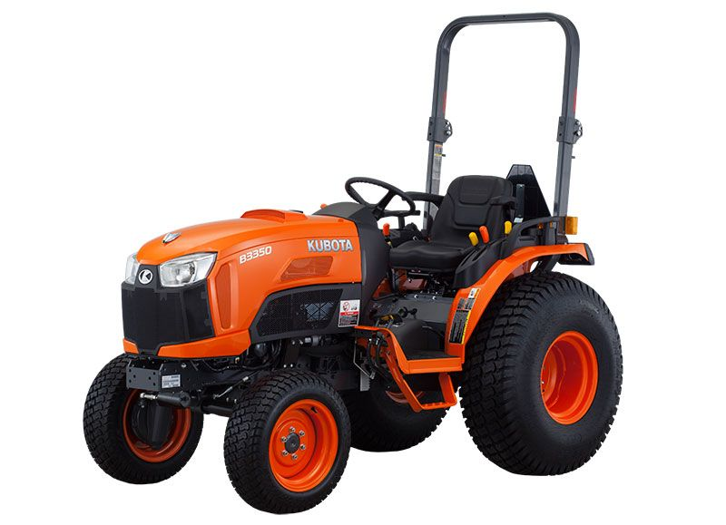 The all new B3350HSD Deluxe B50 Series Kubota Tractor