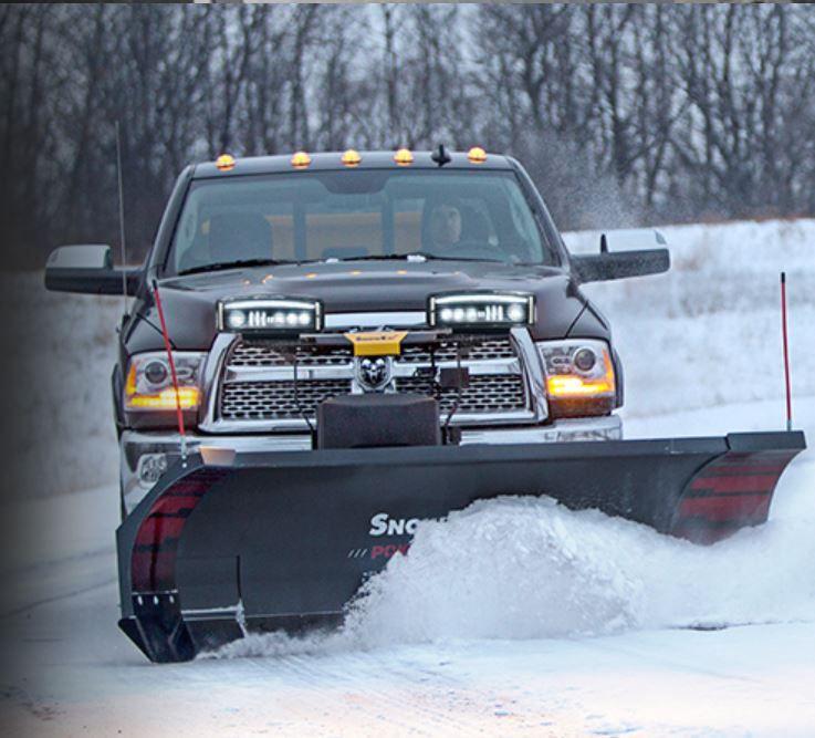 SnowEx Storm Seeker LED Headlamps