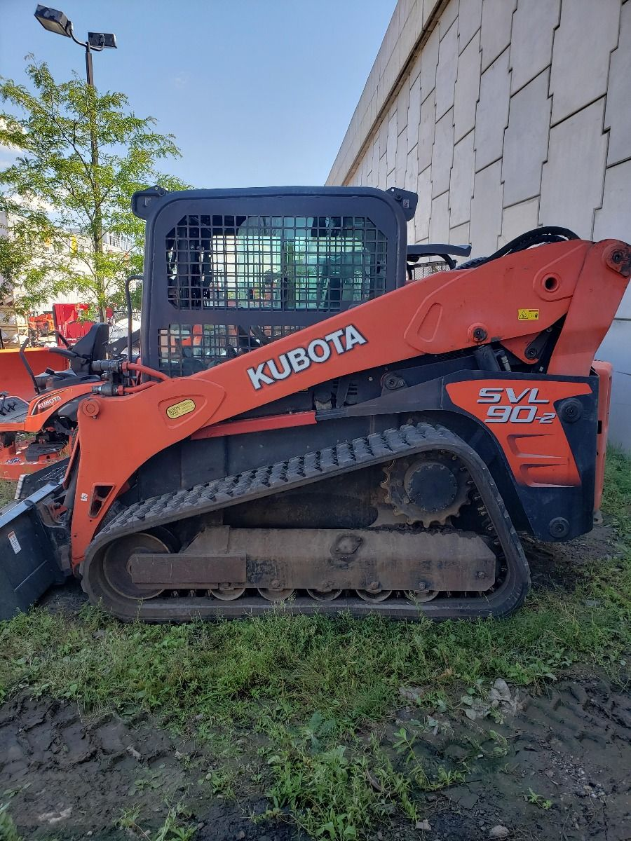 Used Kubota SVL90-2HFC