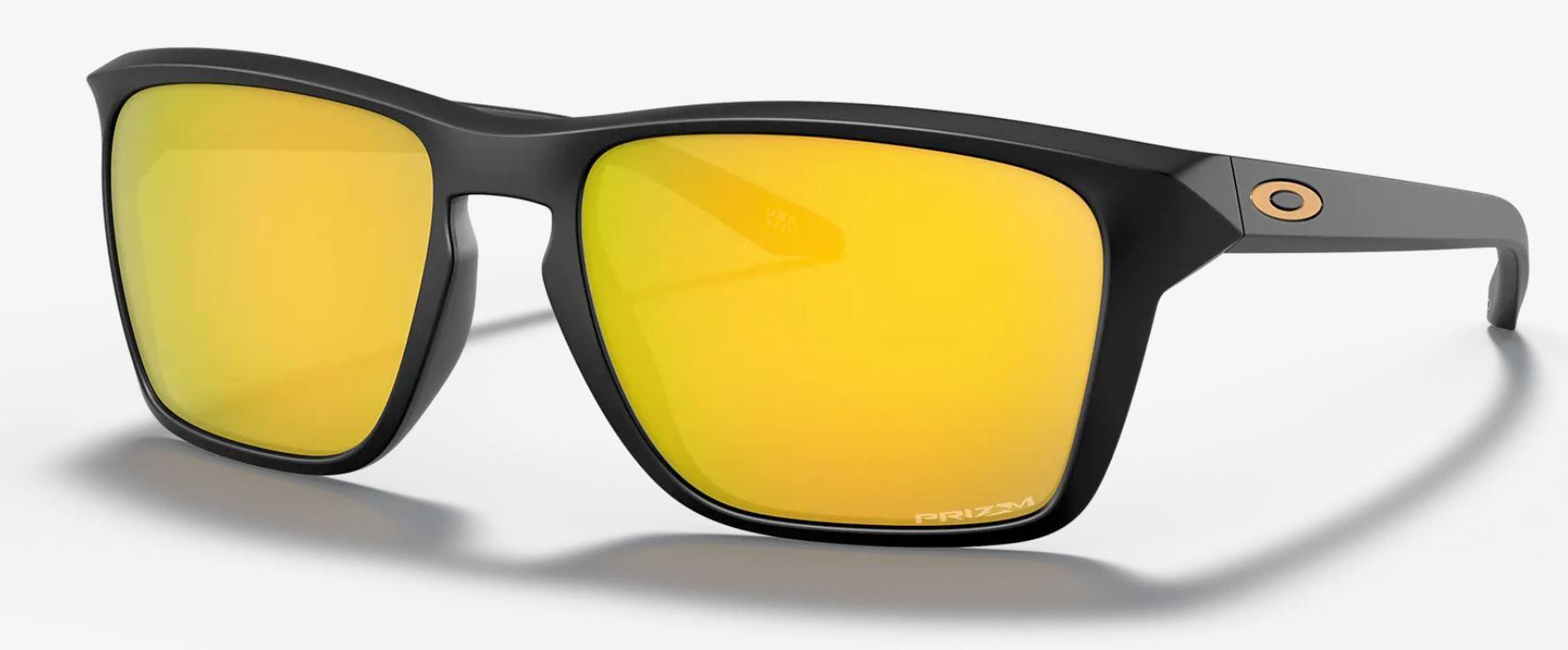 Oakley Sylas Sunglasses Prizm 24K Polarized