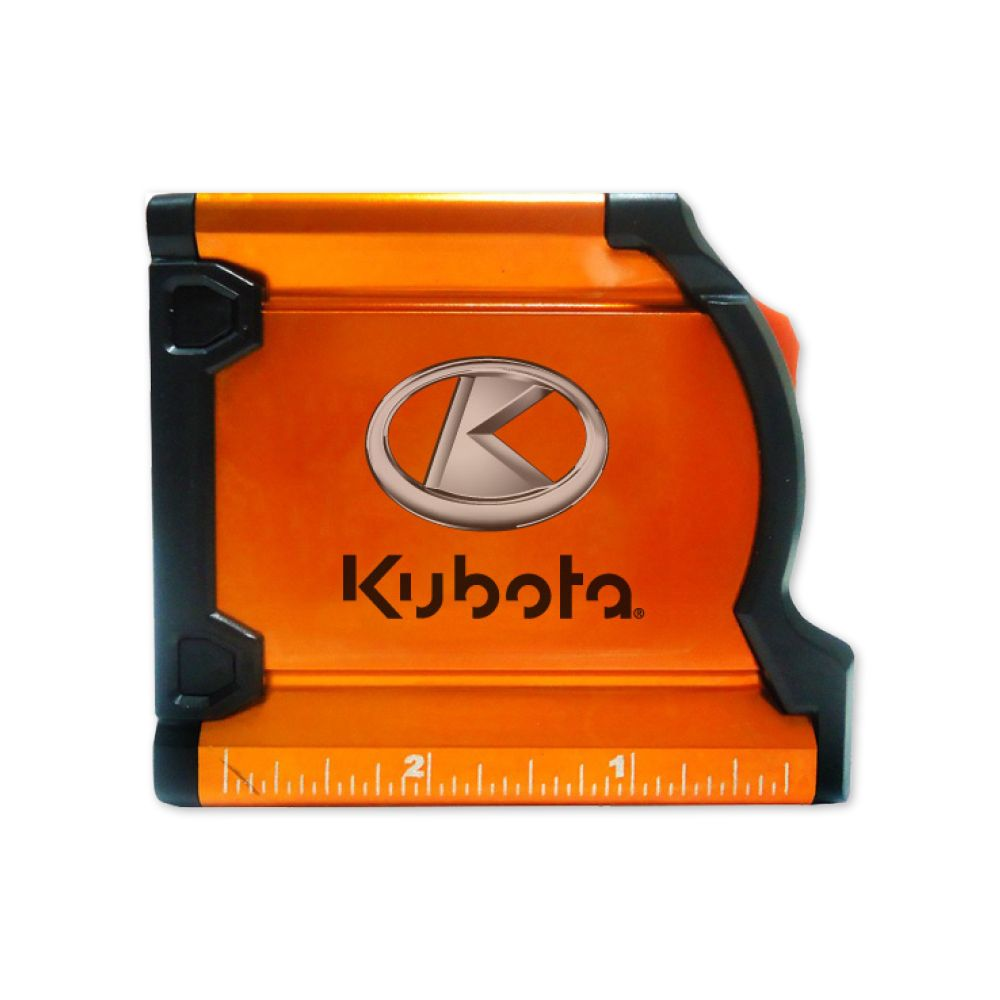 Kubota 25' Aluminum Measuring Tape