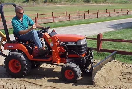 Kubota TG2754 Tractor Blade