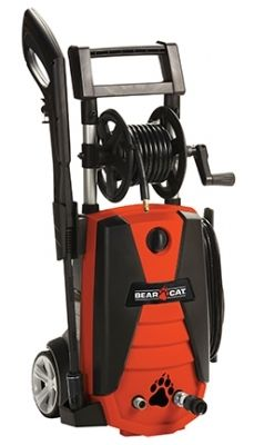 BearCat PW1813E Electric Powered Pressure Washer 1800PSI