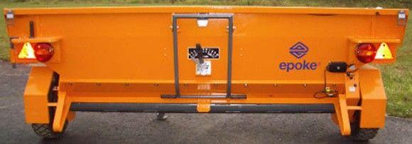 TMK10-275 Towed Road Speed Related Epoke Spreader