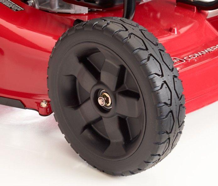 Commercial-Grade Wheels