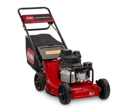 "Toro Heavy-Duty Recycler 22298 21"" Commercial Walkbehind Mower"