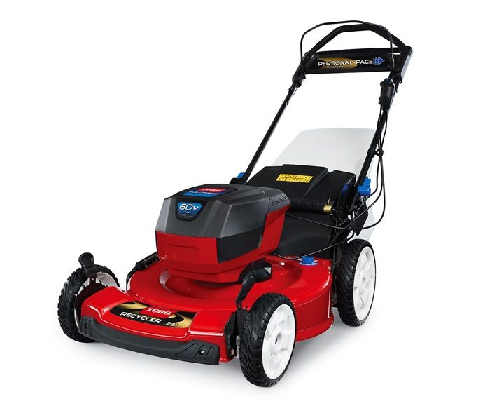 Toro 20363 Mower with 60V Electric Battery and SmartStow
