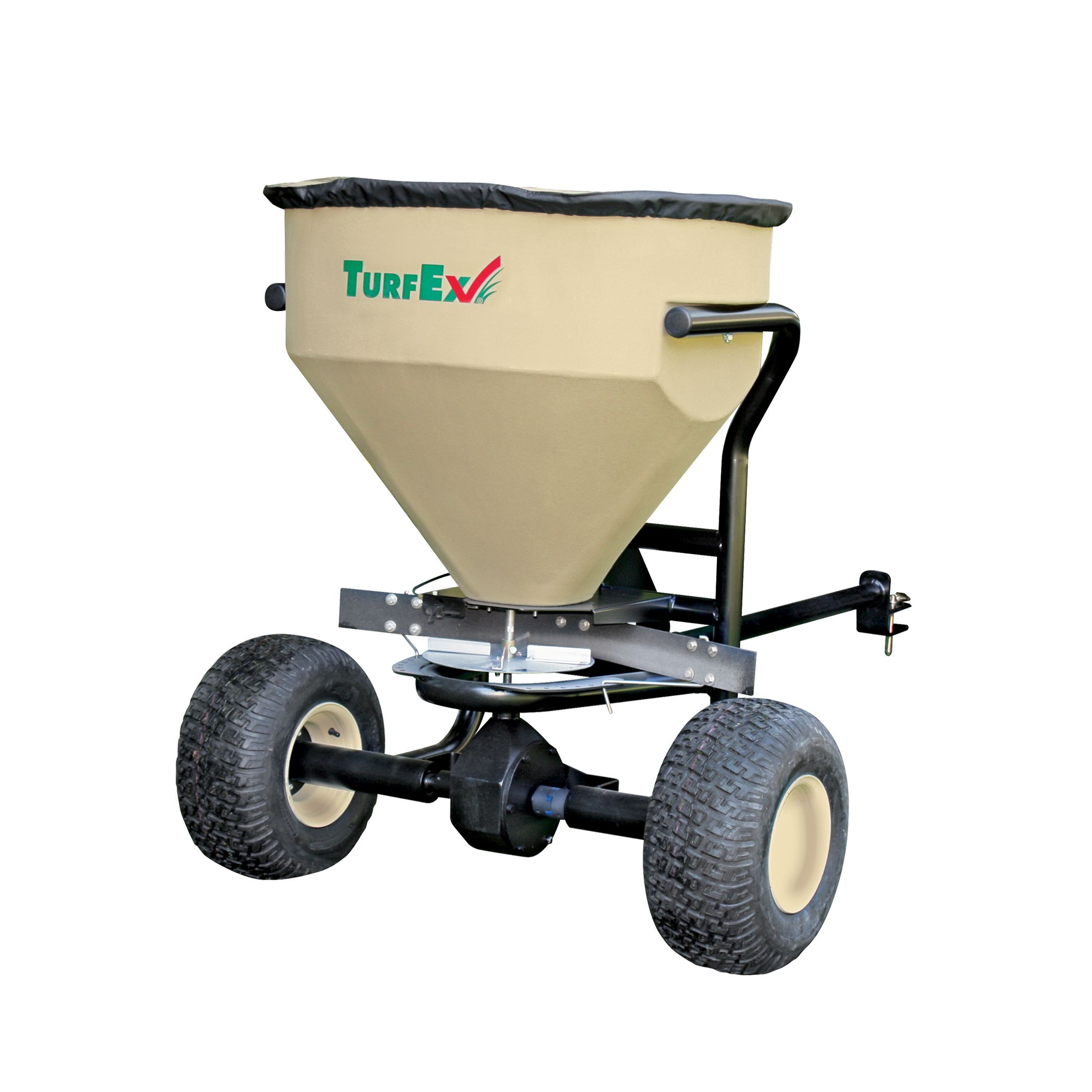 TS700GR Ground Driven Tow Behind Spreader