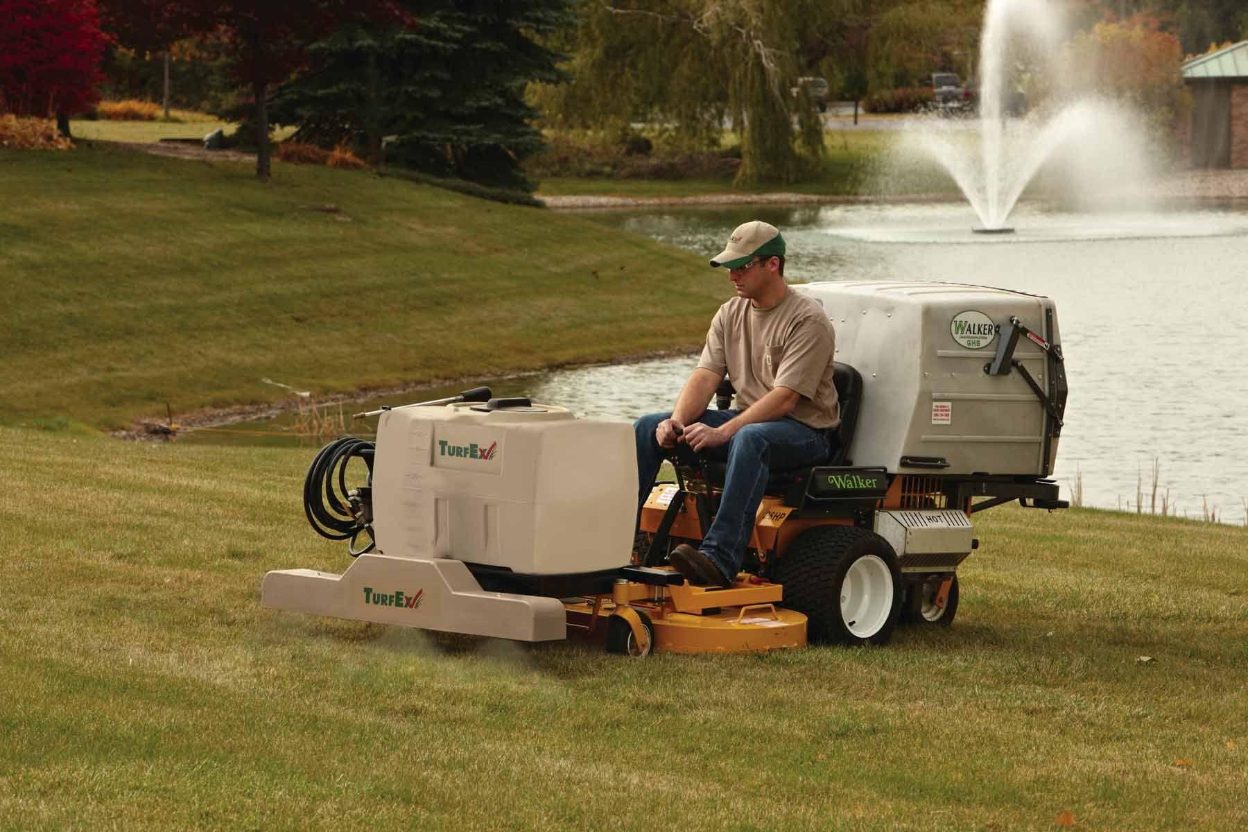 TurfEx US250 Zero Turn Mower Sprayer Attachment