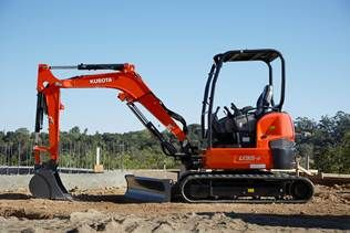 Kubota U35-4G Excavator
