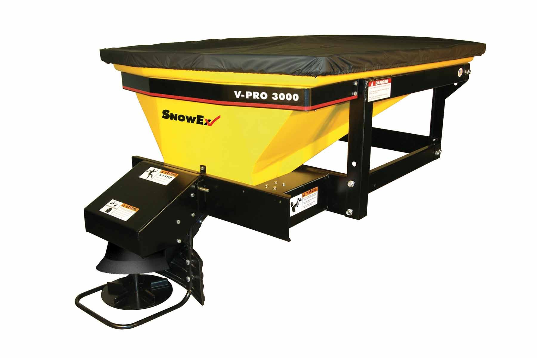 SnowEx Vee-Pro 0.50 cu.yd. Slide-In Spreader SP-3000