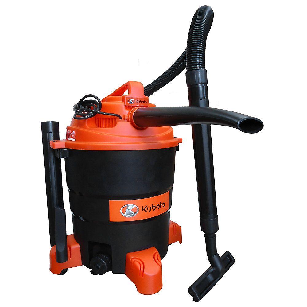 Kubota Wet/Dry Vacuum