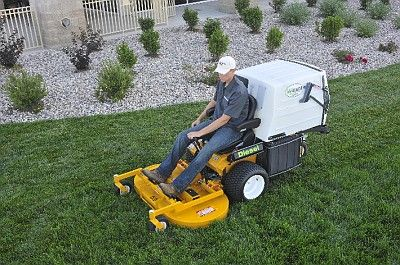 Walker Mowers MD21DGHS Grass Handling Diesel Mower