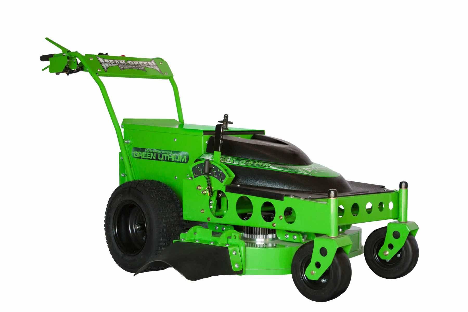 Mean Green WBX-33HD Walk Behind