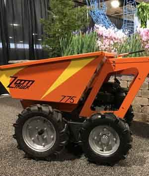 Zoom Truck Power Wheelbarrow