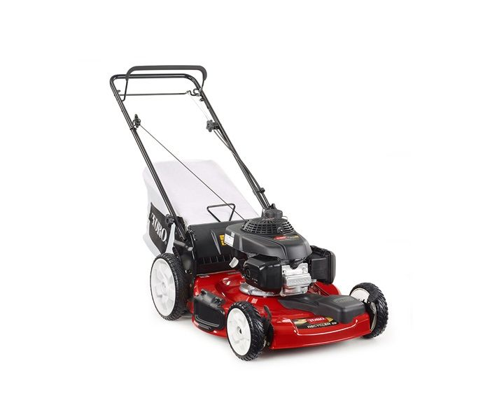 Toro Recycler 20378 Mower with Variable Speed Self-Propel