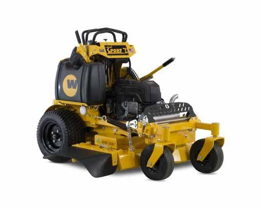 Wright FS600 Stander Mower with 18.5hp Kawi engine