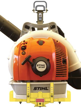 Shown with STIHL blower