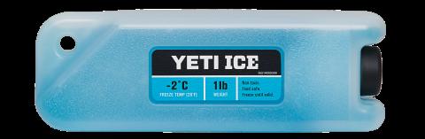 "YETI 1lb Ice - Size: 8"" x 2 5/8"" x 1 5/8"""
