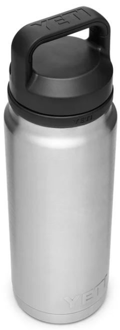 YETI Rambler 26oz Bottle with Chug Cap in Stainless