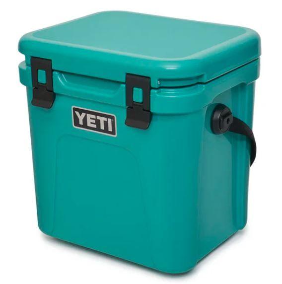 YETI Roadie Cooler in Aquifer Blue style 70000000790
