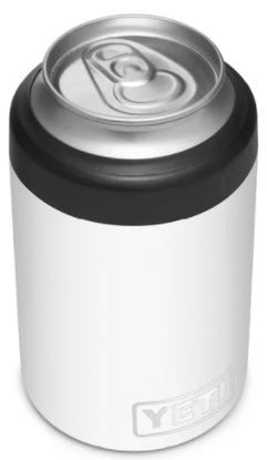 YETI Can Insulator Small Colster 12oz-White
